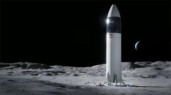 ناسا تختار سبيس إكس لبناء المسبار القمري