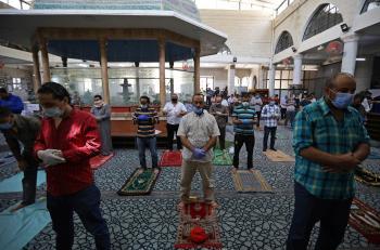 الصحة توضح الإشتراطات الواجب على المصلين تنفيذها في المساجد