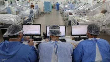 البرازيل: 1271 وفاة و47134 إصابة جديدة بفيروس كورونا