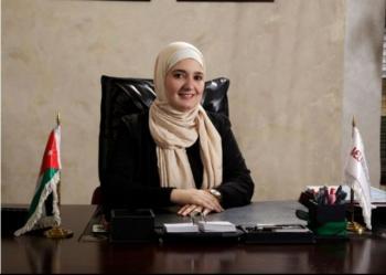 الدكتورة تمارا ناصر الدين عضوا في مجلس محافظة العاصمة