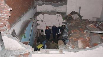 الهند ..  مقتل 35 شخصا بانهيار مبنى واستمرار جهود الإنقاذ