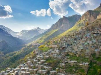 منطقة هورامان الكردية على قائمة التراث العالمي