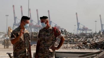 الجيش اللبناني يعثر على مفرقعات معلبة في مرفأ بيروت