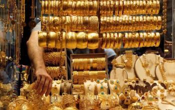 37.7 دينارا سعر غرام الذهب في السوق المحلي