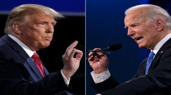 ترامب يشكك في عد الأصوات المتأخرة وبايدن يدعو للوحدة