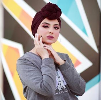 إيمان أبوزيد تنهي دوبلاج المسلسل الشهير Velvet