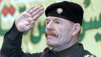 رفيق صدام حسين يرحل ..  وفاة عزت الدوري