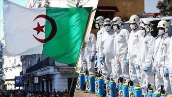 الجزائر: 8 وفيات و 140 إصابة بكورونا