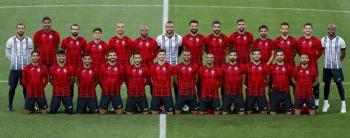 الأردن في المجموعة الثالثة ببطولة كأس العرب