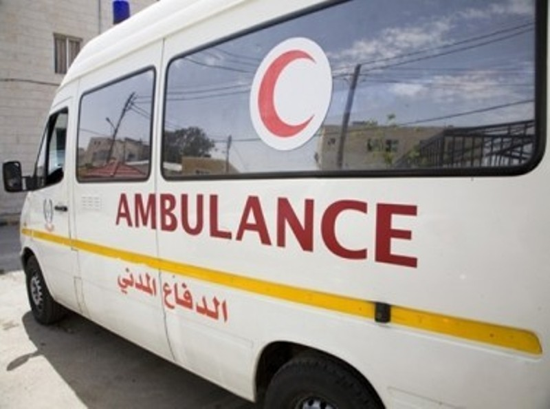 9 اصابات بحوادث تصادم في مادبا والمفرق