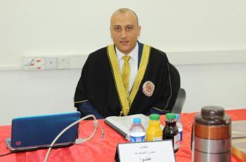 الدكتوراه للمهندس حسن الحياصات