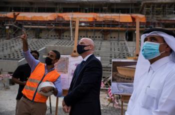 22 دولة عربية تؤكد مشاركة منتخباتها ببطولة كأس العرب في قطر