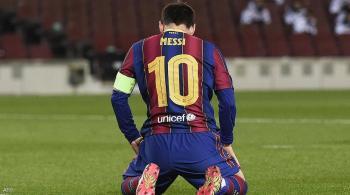 برشلونة يضع هدفا أولوية على تجديد عقد ميسي