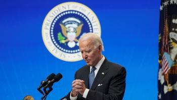مسؤول أمريكي: سياسة بايدن ستكون دعم حل الدولتين
