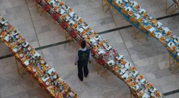 لا مآدب إفطار بالمساجد في رمضان