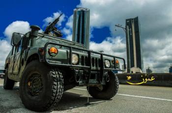الفراية: دوريات مشتركة من الجيش والأمن خلال الحظر الشامل
