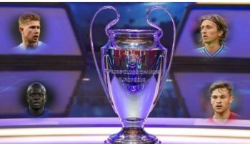 يويفا يكشف الفائز بجائزة أفضل لاعب في الأسبوع لدوري الأبطال