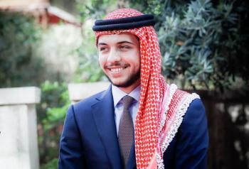 ولي العهد: من عبدالله إلى عبدالله ..  خطّ الأردن قصة وطنٍ عظيمٍ