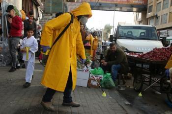33 اصابة كورونا جديدة في فلسطين