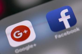 غوغل تدافع عن شريكتها فيسبوك في مجال الإعلان