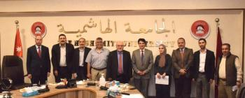 الهاشمية تعقد مؤتمرًا صحفيًا للإعلان عن فعاليات صورة الأردن في العالم في 100 عام