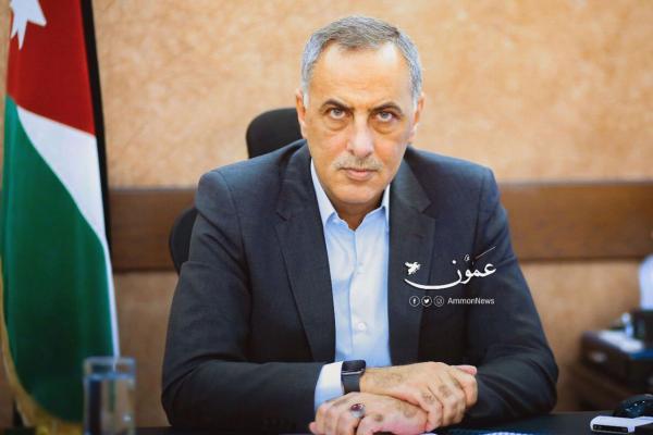 محافظ العاصمة ياسر عبدالرحمن العدوان