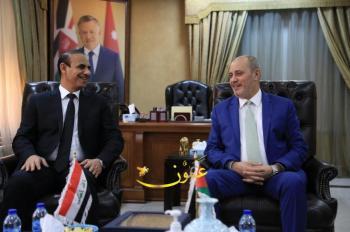 اتفاقان أردنيان عراقيان بشأن التدريب المهني والشؤون الاجتماعية