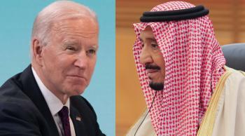 (CNN): اتصال هاتفي بين الملك سلمان وبايدن