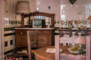 غموض حول منزل ريفي معروض للبيع في فرنسا