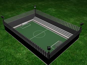 بلدية جابر السرحان ترغب بتأجير ملعب كرة قدم