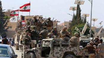 الجيش اللبناني يضبط معامل مخدرات في البقاع