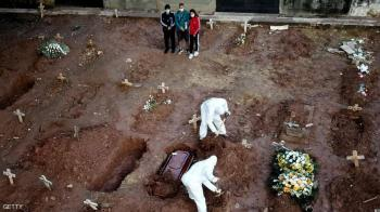 وفاة كل 16 ثانية ..  ماذا يفعل كورونا بالكرة الأرضية؟