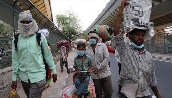 الهند تسجل أكثر من 86 ألف اصابة جديدة بفيروس كورونا