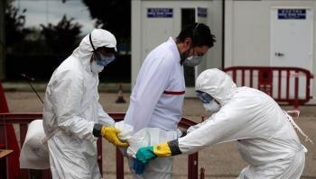 غزة: تسجيل 7 وفيات و788 إصابة جديدة بفيروس كورونا