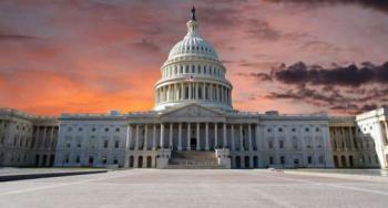 إغلاق مبنى الكونغرس الأمريكي بسبب تهديد أمني