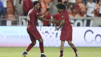 الكأس الذهبية ..  قطر تهزم هندوراس وتبلغ دور الثمانية