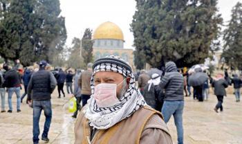 فلسطين: وفاة واحدة بفيروس كورونا