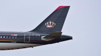 جرس خاطئ يتسبب بهبوط اضطراري لطائرة الملكية الأردنية في بيروت