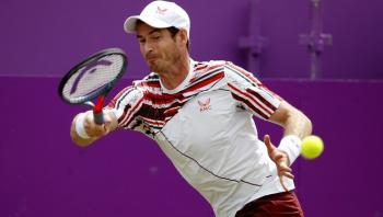 موراي ينضم للفريق البريطاني للتنس في أولمبياد طوكيو