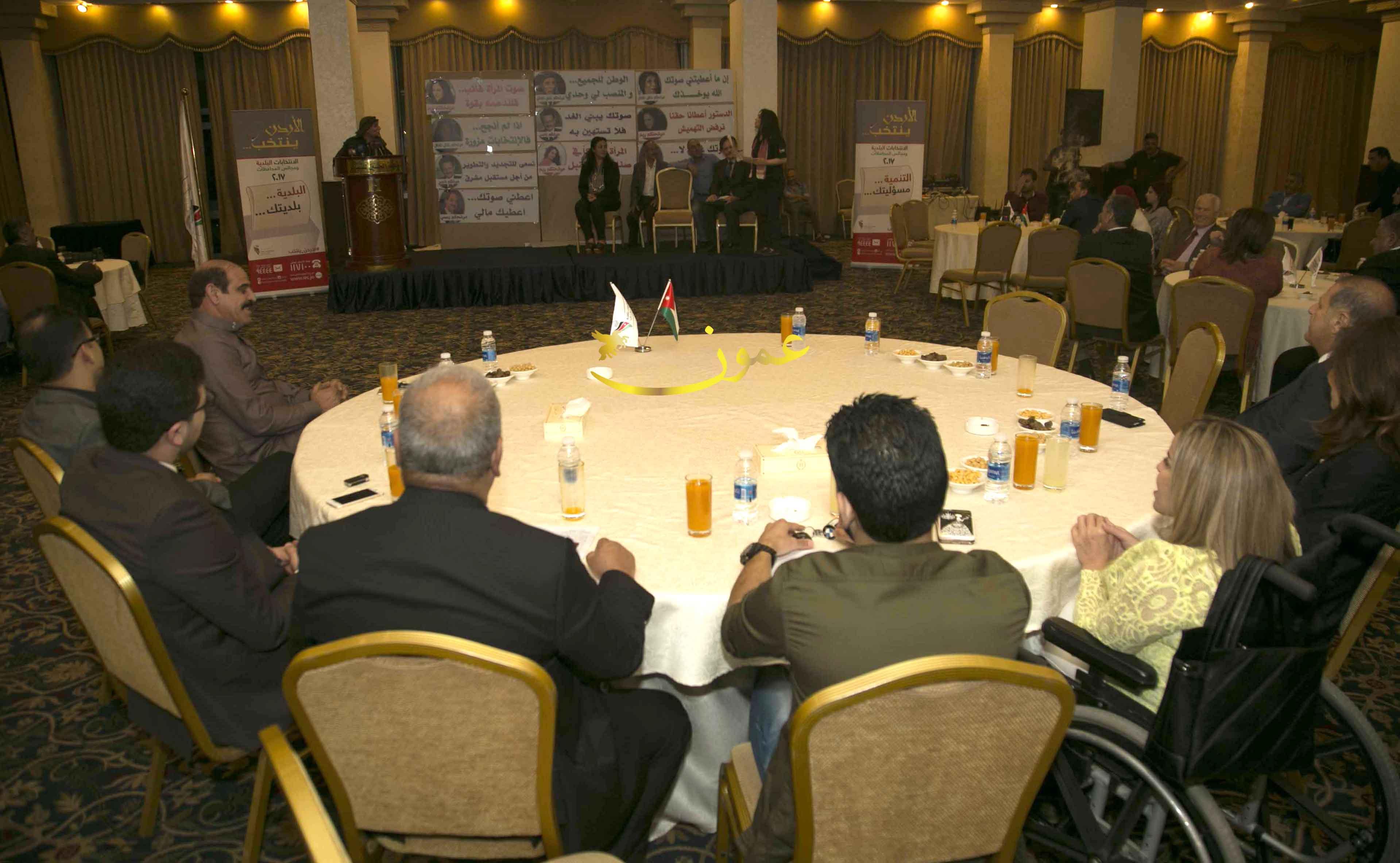 المستقلة للانتخاب تقيم سهرة رمضانية للصحفيين والاعلاميين