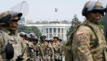 الحرس الوطني سيبقى في واشنطن