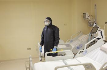 154 إصابة كورونا بالعناية الحثيثة في الأردن