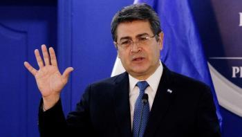 رئيس هندوراس يصل لافتتاح سفارة بلاده في القدس