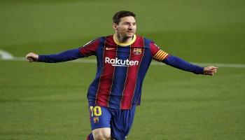 برشلونة يضع خطة تجديد عقد ميسي