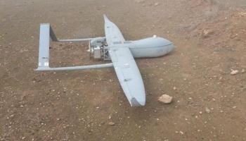 التحالف يعترض طائرتين مفخختين أُطلقتا صوب خميس شميط السعودية الجمعة