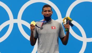 بعد ذهبية الحفناوي ..  أحلام عائلية تحفز بطل تونس لميدالية أولمبية جديدة