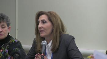 إنتخاب محامية أردنية عضوة بشبكة الأورو-متوسطية للحقوق