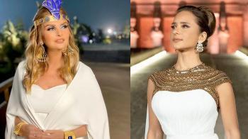 المهن التمثيلية المصرية تتقدم ببلاغ ضد شخص شتم فنانات موكب المومياوات