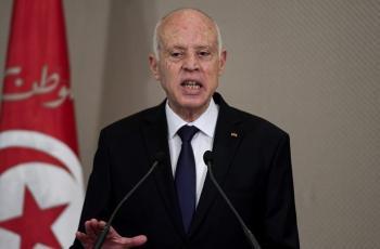 سعيد: 460 شخصا نهبوا أموال تونس
