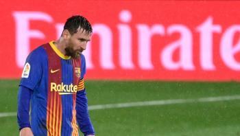 بعد الهزيمة أمام ريال مدريد ..  ميسي يسجل رقما سلبيا